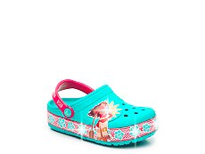Crocs Corcslights Moana Girls Toddler & Youth Clog