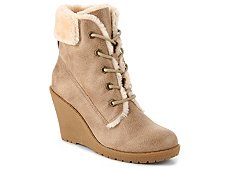 Dolce by Mojo Moxy Fresco Wedge Bootie