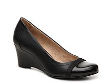 Naturalizer Hughes Wedge Pump
