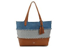 Vince Camuto Edena Leather Tote