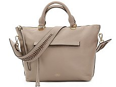 Vince Camuto Giny Leather Satchel