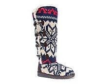 Muk Luks Felicity Snowflake Boot