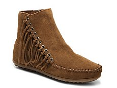 Minnetonka Willow Western Bootie