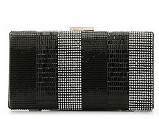 Lulu Townsend Crystal Block Clutch