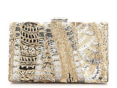 Lulu Townsend Abstract Clutch