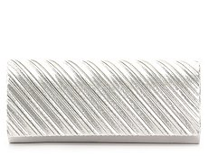 Lulu Townsend Pleat Clutch