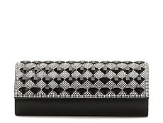 Lulu Townsend Diamond Stone Clutch