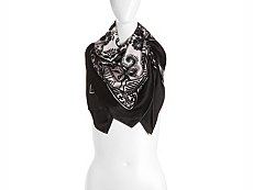 Kelly & Katie Spanish Rose Square Scarf