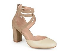 Journee Collection Piett Pump
