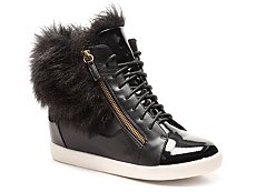 LFL Phluff Wedge High-Top Sneaker