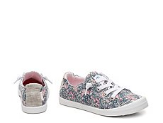 Roxy Bayshore Girls Toddler & Youth Slip-On Sneaker