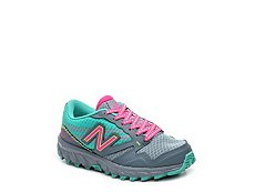 New Balance 690 AT Girls Toddler & Youth Running Shoe
