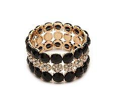 One Wink Circle Stretch Bracelet