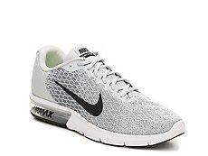 Nike Air Max Sequent 2 Performance Running Shoe - Mens
