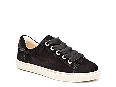 Betsey Johnson Lacy Velvet Sneaker
