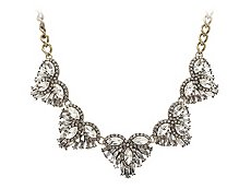 Snowqueen Bib Necklace
