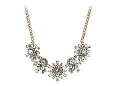 Jem & Jules Canyon Rose Bib Necklace