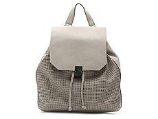 La Diva Perforated Backpack