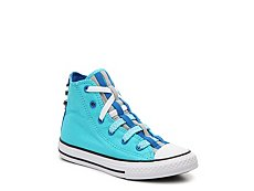 Converse Chuck Taylor All Star Loopholes Girls Toddler & Youth High-Top Sneaker