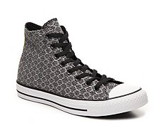Converse Chuck Taylor All Star Woven High-Top Sneaker - Mens