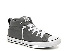 Converse Chuck Taylor All Star Leather Mid-Top Sneaker - Mens
