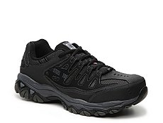 Skechers Work Relaxed Fit Crankton Steel Toe Sneaker