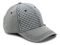 Ben Sherman Multi Check Baseball Cap
