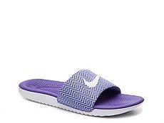 Nike Kawa Print Slide Sandal
