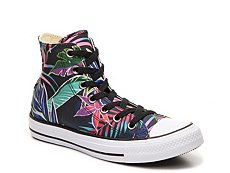 Converse Chuck Taylor All Star Tropical High-Top Sneaker - Womens