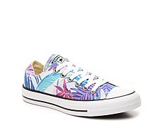 Converse Chuck Taylor All Star Tropical Sneaker - Womens