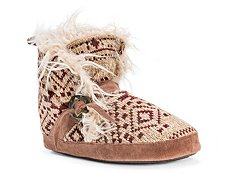 Muk Luks Wendy Bootie Slipper