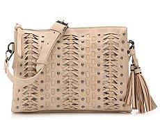 Violet Ray Whipstitch Sierra Crossbody Bag