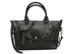 Joe's Jeans Penelope Leather Satchel