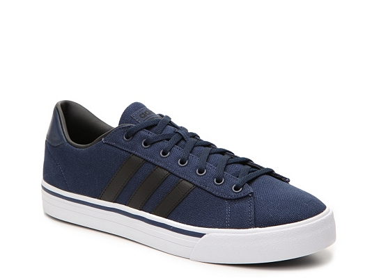 adidas NEO Super Daily Canvas Sneaker - Mens