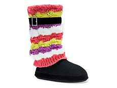 Muk Luks Fiona Boot Slipper