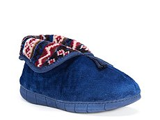 Muk Luks Fleece Bootie Slipper