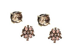 Moodglow Stud Duo Earring Set