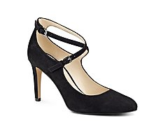 Nine West Hannley Suede Pump