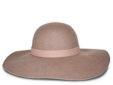 Nine West Crown Floppy Hat