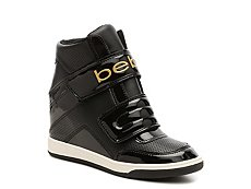 Bebe Correy Wedge Sneaker