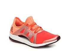 adidas Pureboost X Metallic Lightweight Running Shoe - Womens