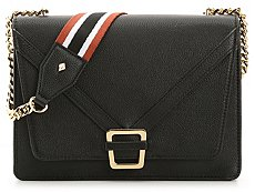 Sam Edelman Madeline Leather Crossbody Bag