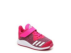 adidas Fortarun Girls Infant & Toddler Running Shoe