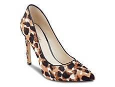 Nine West Tatiana Leopard Pump