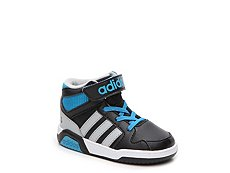 adidas NEO BB9TIS Boys Toddler Basketball Shoe