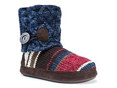 Muk Luks Patti Bootie Slipper
