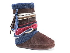 Muk Luks Riley Bootie Slipper