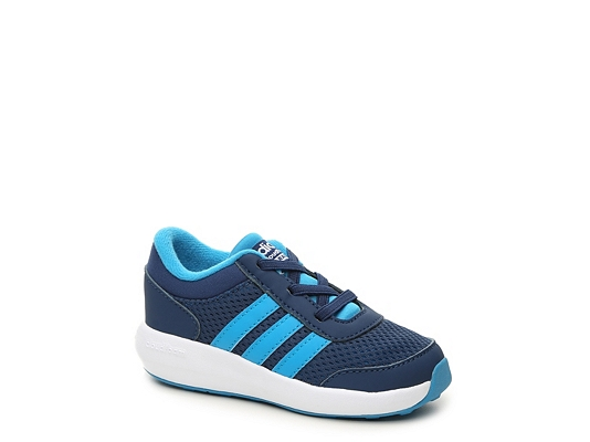 adidas NEO Cloudfoam Race Boys Infant & Toddler Sneaker