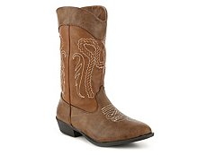 Rampage Frida Girls Toddler & Youth Cowboy Boot