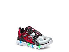 Skechers Hypno Flash Boys Toddler & Youth Light-Up Sneaker